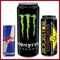 Energy drinky