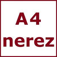 Nerez A4