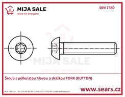 ISO 7380 TORX