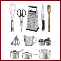 Kuchyňské potřeby