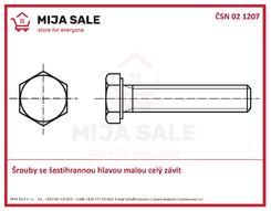 ČSN 02 1207