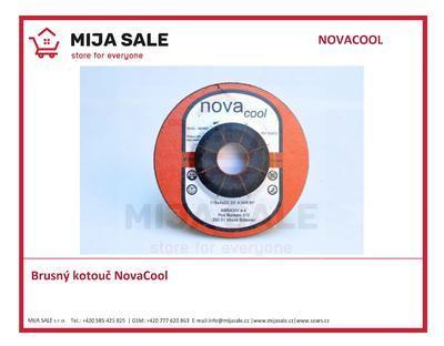 Brusný kotouč NovaCool 115xx22,2 A30R