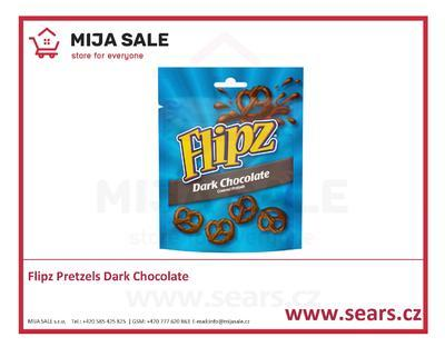 Flipz Pretzels Dark Chocolate 90g