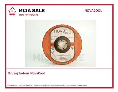 Brusný kotouč NovaCool 115x6x22,2 A30R