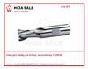 Fréza pro drážky per, krátká, dvouzubá, nesouměrná DIN 327 5x8 HSS Co8 - 1/3