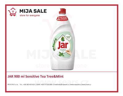 JAR 900 ml Sensitive Tea Tree and Mint